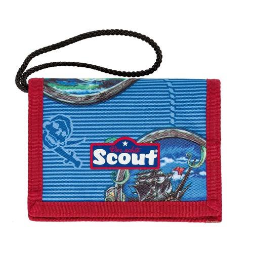 Кошелёк Scout Шторм на море