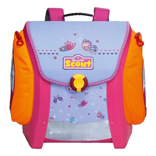 Ранец Mega Бабочка Без Наполнения