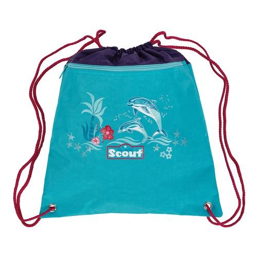 Сумка для обуви Scout Счастливые дельфины